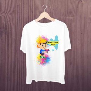 Holi Tshirt For Baby Boy