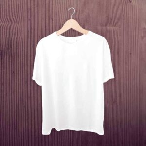 Customized Man's T-Shirt Micro Polyester