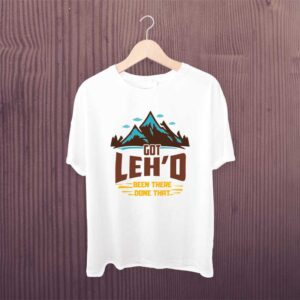 Leh Ladakh Travel Tshirt