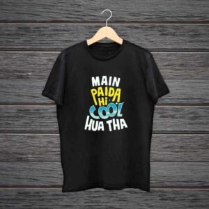 Main-Paida-Hi-Cool-Hua-Tha-Cotton-Tshirt