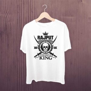 Rajput Power Of King Tshirt
