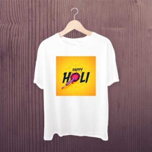 Color Full Holi Family Tshirt