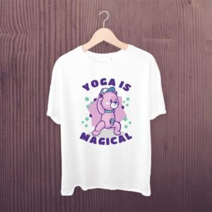 Yoga Is Magical Tshirt