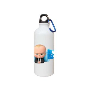 Angry Boss Baby Sipper Bottle